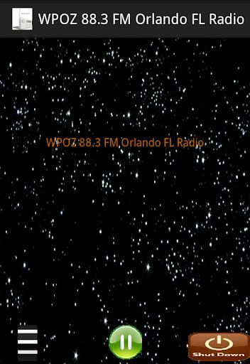 WPOZ 88.3 FM Orlando FL Radio