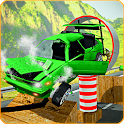 Extreme Car Crash Simulator 2019 icon