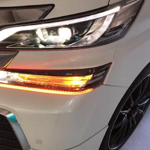 ヴェルファイア AGH30W ZGエディションのライトのカスタム事例画像 アークさんの2018年08月08日15:28の投稿