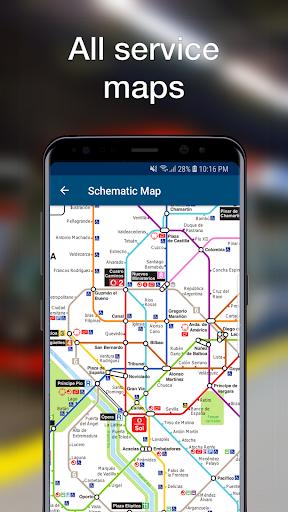 Madrid Transport screenshot 5