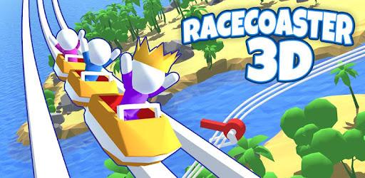 Fun Rollercoaster Race