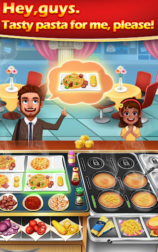 Cooking Town - Craze Chef Restaurant Cooking Games 11.9.5017 screenshots 10