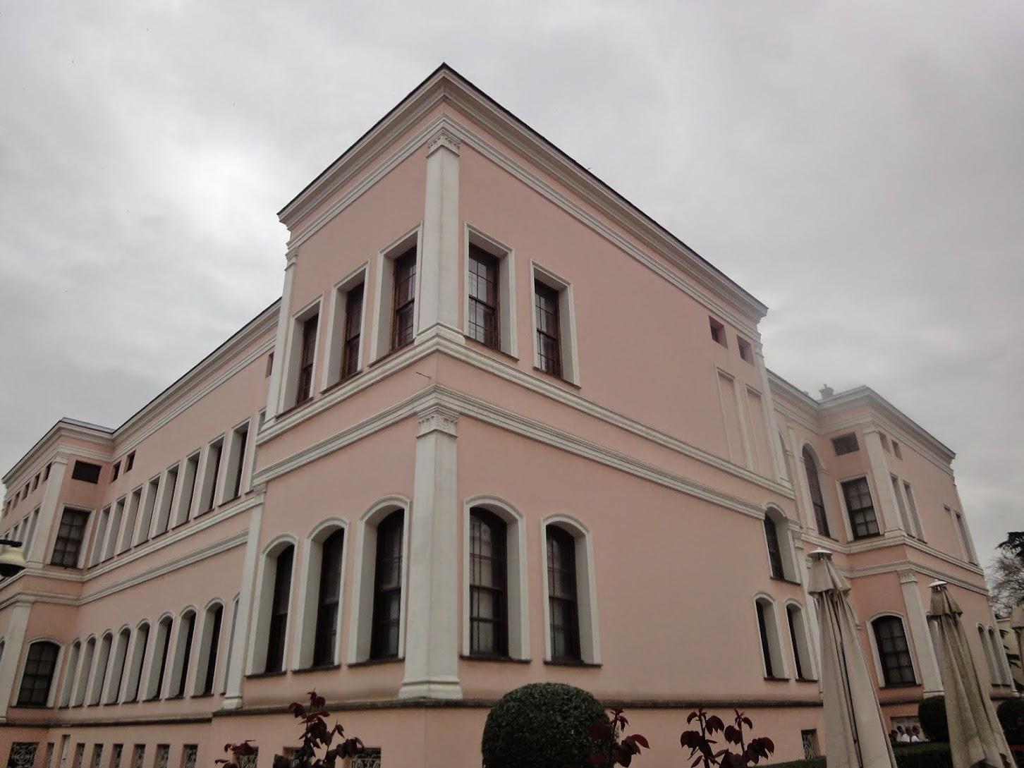 Harem au Palais de Dolmabahçe