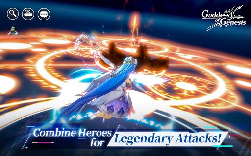 Goddess of Genesis apktram screenshots 11