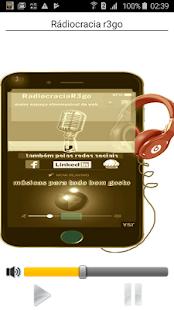 Radiocracia r3go - náhled
