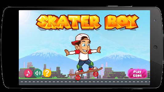 Skater boy Crazy game screenshot 0