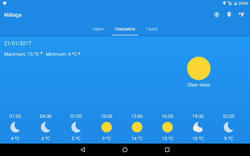 Meteo 2.0.8 screenshots 18