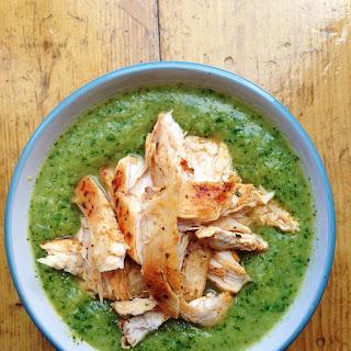 Super Greens Soup.