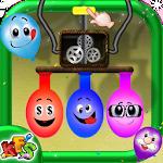 Kids Balloon Factory Icon