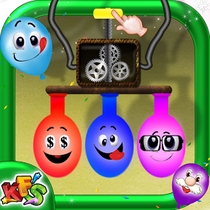 Kids Balloon Factory for PC and MAC