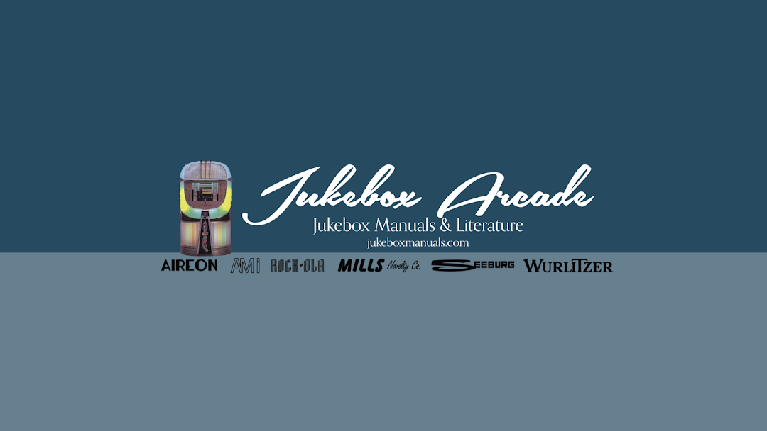 Jukebox Arcade - Book Publisher in New Orleans