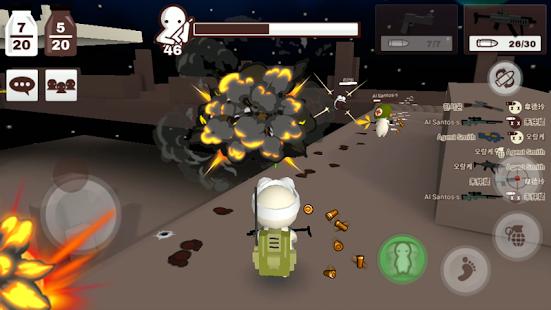 MilkChoco - Online FPS Screenshot
