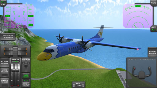 Turboprop Flight Simulator 3D for PC