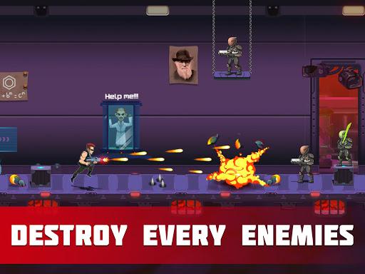 Metal Strike War: Gun Solider Shooting Games image 5