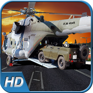 Army Helicopter – Rescue Cargo for PC and MAC
