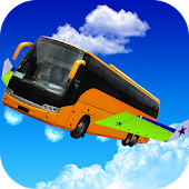 Flying City Bus Simulator 2016