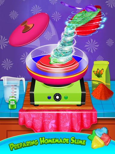 How to Make And Play Slime Maker Game 1.0 screenshots 6