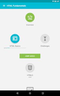 Learn HTML screenshot 11