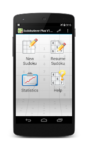 Sudoku 4ever Free- screenshot thumbnail