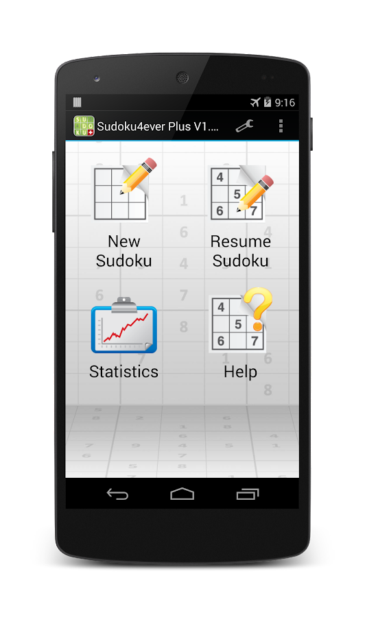 Sudoku 4ever Free- screenshot