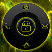 THEME GO LOCKER SPACE YELLOW