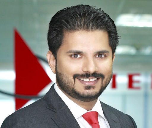 Prem Rodrigues, Siemon's director of sales and marketing for the Middle East, India and Africa.