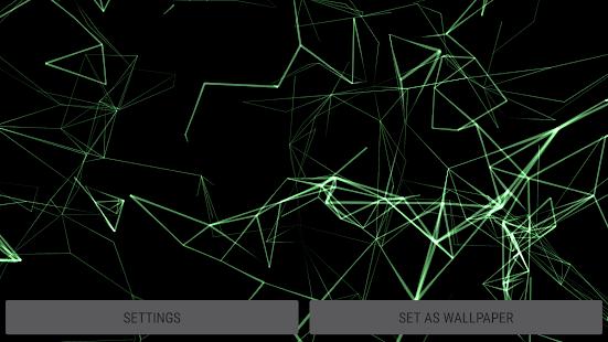 [Neon Particles 3D Live Wallpaper] Screenshot 16