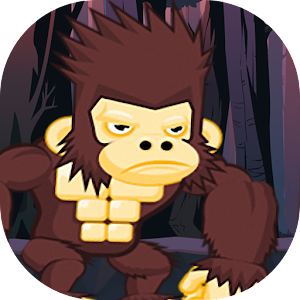 Monkey Jungle Run Dash