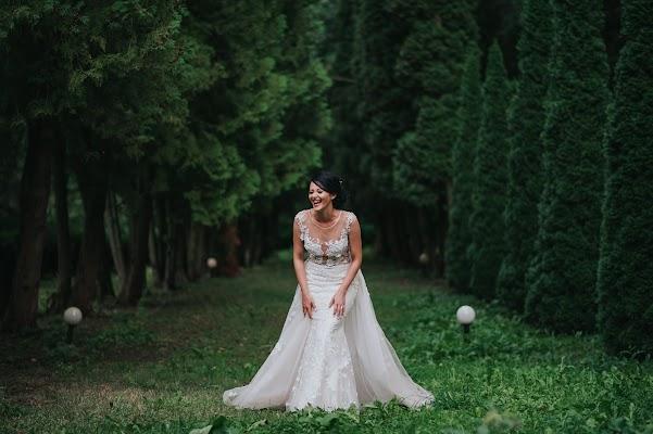 Wedding photographer Bedő Andor (bedoandor). Photo of 02.10.2017