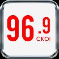 96.9 CKOI Montreal Canada