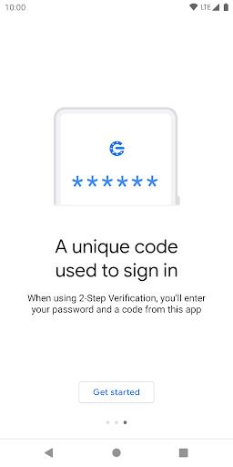 Google Authenticator ss3