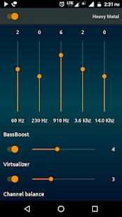 PowerAudio Pro Music Player APK 3