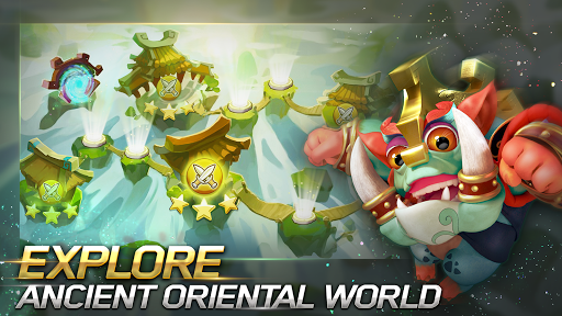 Dragon Clash: Pocket Battle 1.1.10 androidappsheaven.com 2