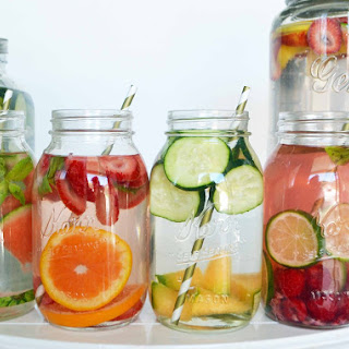 Fruit Infused Drinks Recipes