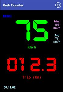 Kmh Counter (Speedometer) 13.17