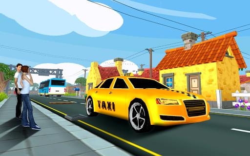 City Taxi Driving 3D 1.13 screenshots 5