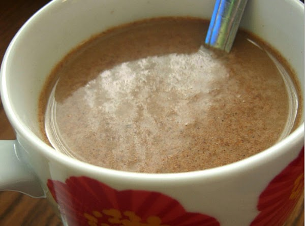 To use: Brew a cup of strong black tea, such as Assam, then add...
