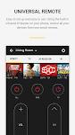 screenshot of Peel Universal Smart TV Remote Control