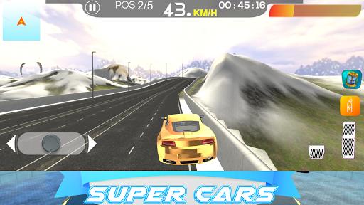 Fury Super Cars 2020 android2mod screenshots 6