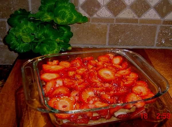 Bonnie's Strawberry Shortcake &  Pioneer Pie Crust
