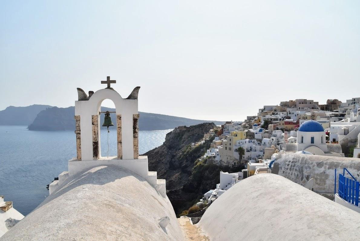 ruta de viaje por las islas griegas