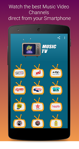 Music TV - Free Music Video Player Live Streaming 1.4_v13 screenshots 1