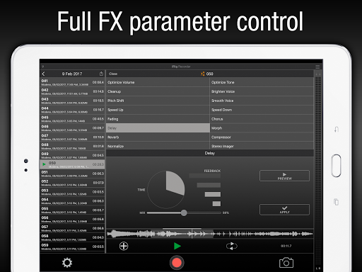 iRig Recorder 3 3.0.2 screenshots 10