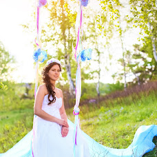 Wedding photographer Alena Chumara (Prickle). Photo of 16.03.2015