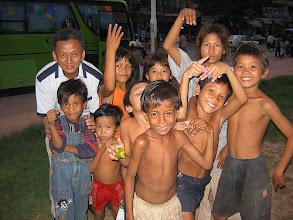 Photo: Street kids Phnom Penh