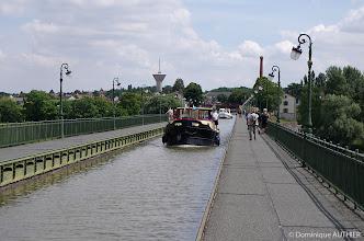 Photo: Pont canal de Briare