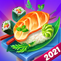 Cooking Love - Crazy Chef Restaurant cooking games icon