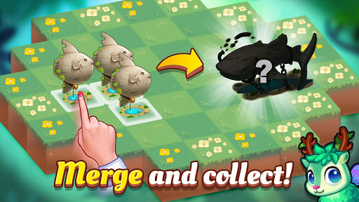 Wonder Merge - Magic Merging and Collecting Games 0.2.7 screenshots 1