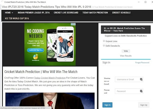 Download Today Match Prediction APK latest version app for android