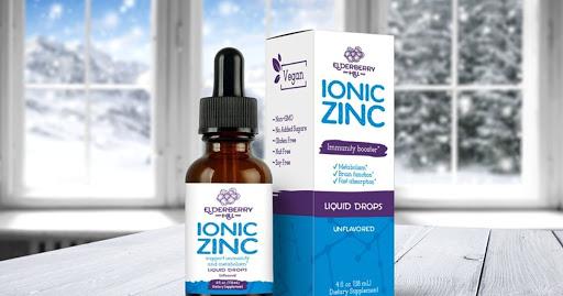 Organic Zinc Liquid Drops Just $10.76 Shipped on Amazon   Supports Immunity & Metabolism